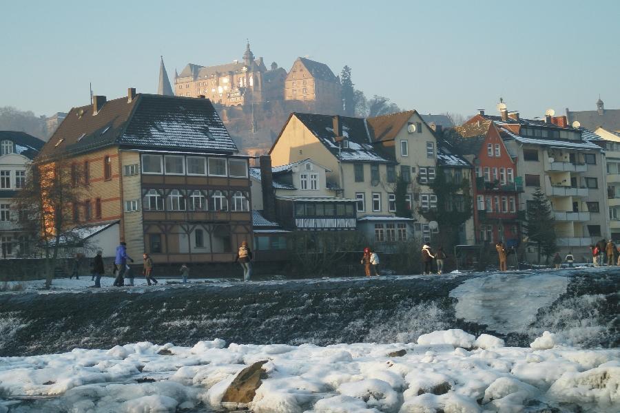 Eislaufen Marburg